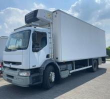 Renault Premium 220DCI Chereau + Carrier 750