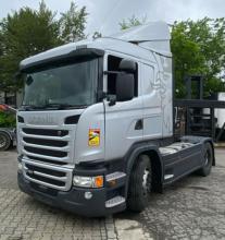 Scania G410 Sattelzugmaschine mit Retarder